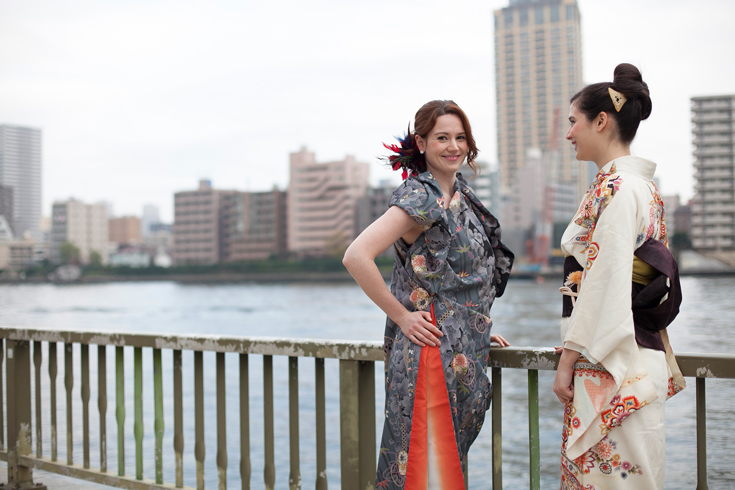 ORIGAMI DRESS by yuha. | River Side
